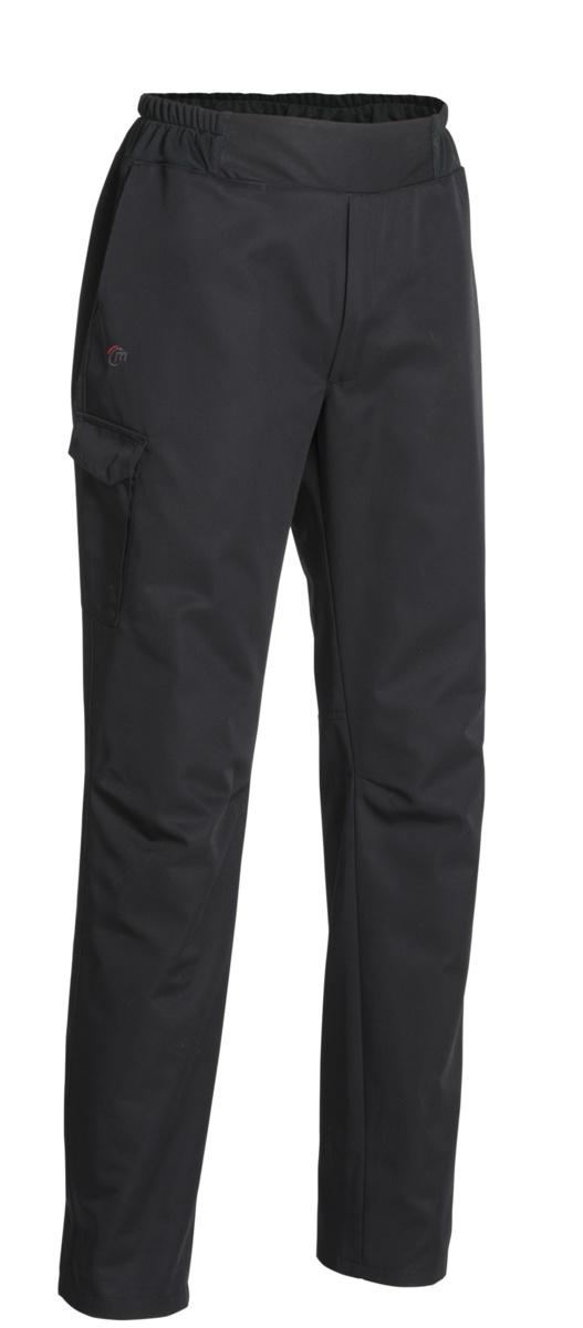 Pantalon homme noir taille 4 Flex R Molinel