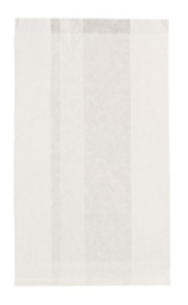 Sac à croissants blanc 21x14 cm (1000 pièces)