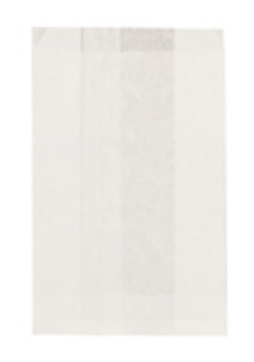 Sac à croissants blanc 30x17 cm (1000 pièces)