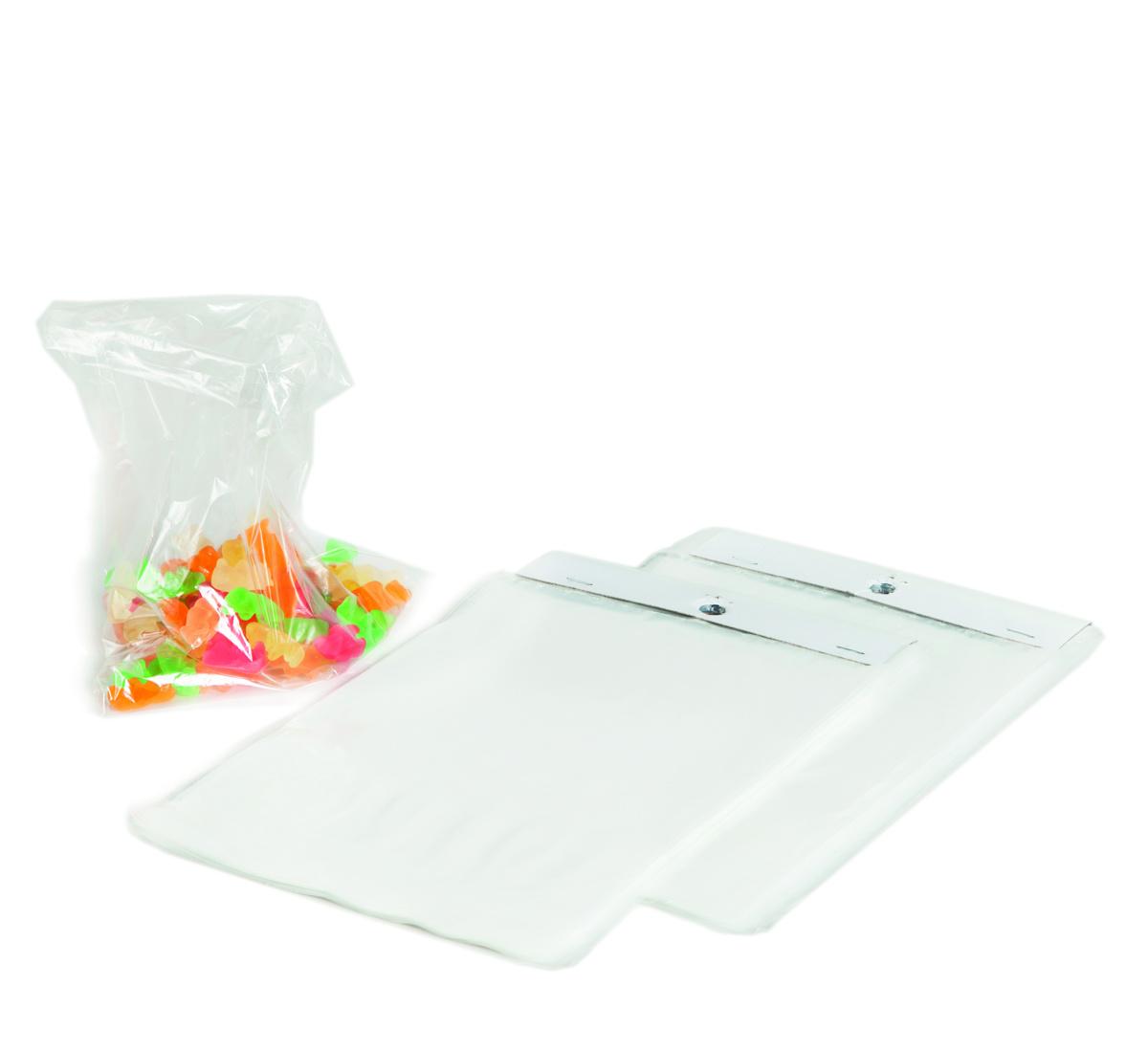 Sac multi-usages transparent 35x30 cm (200 pièces)