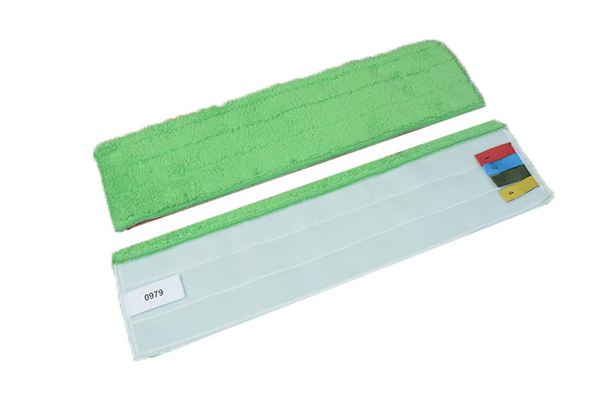 Bandeau dépoussièrage vert 45 cm Delta