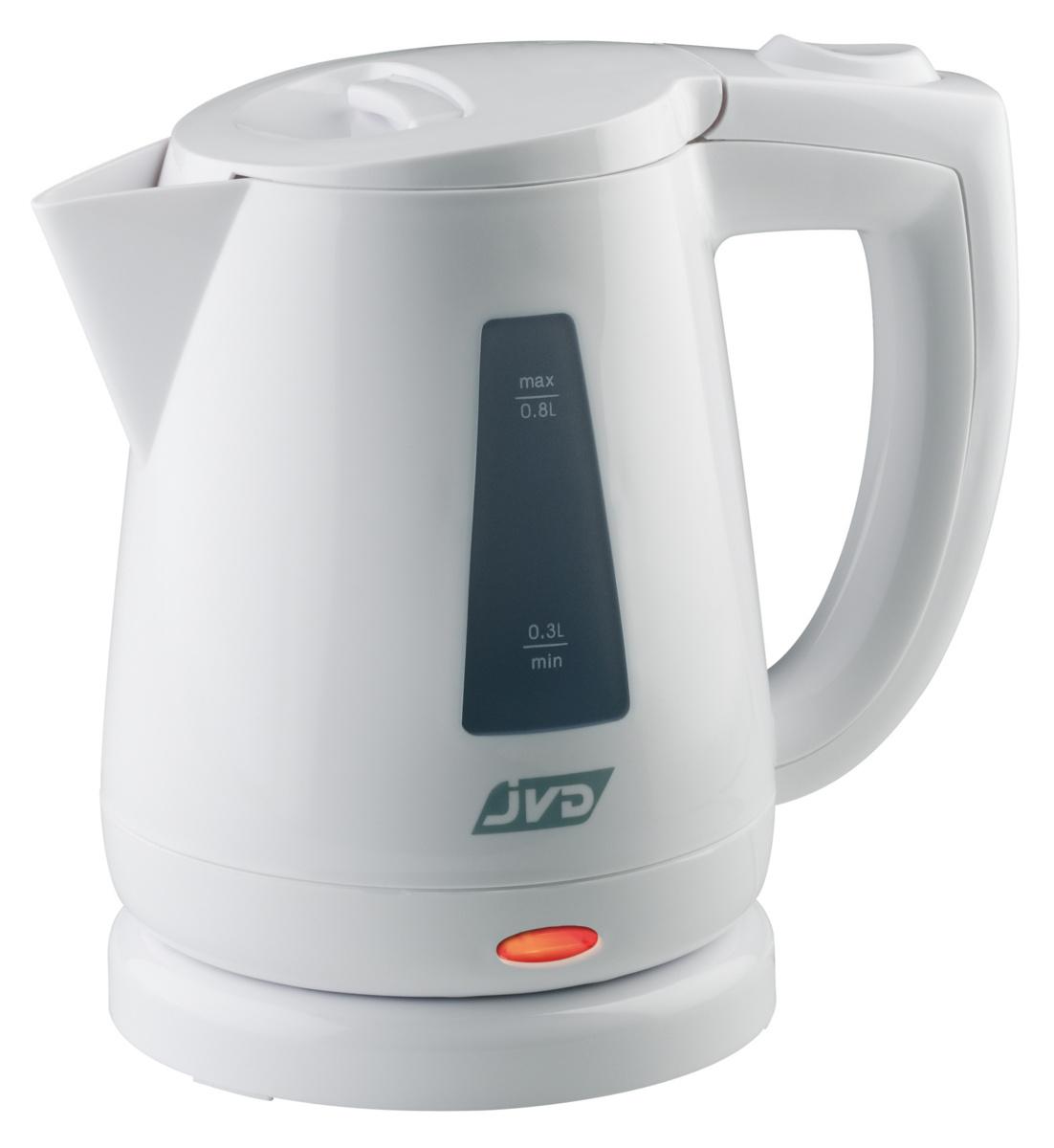 Bouilloire électrique abs blanc 1100 W Zenith Jvd