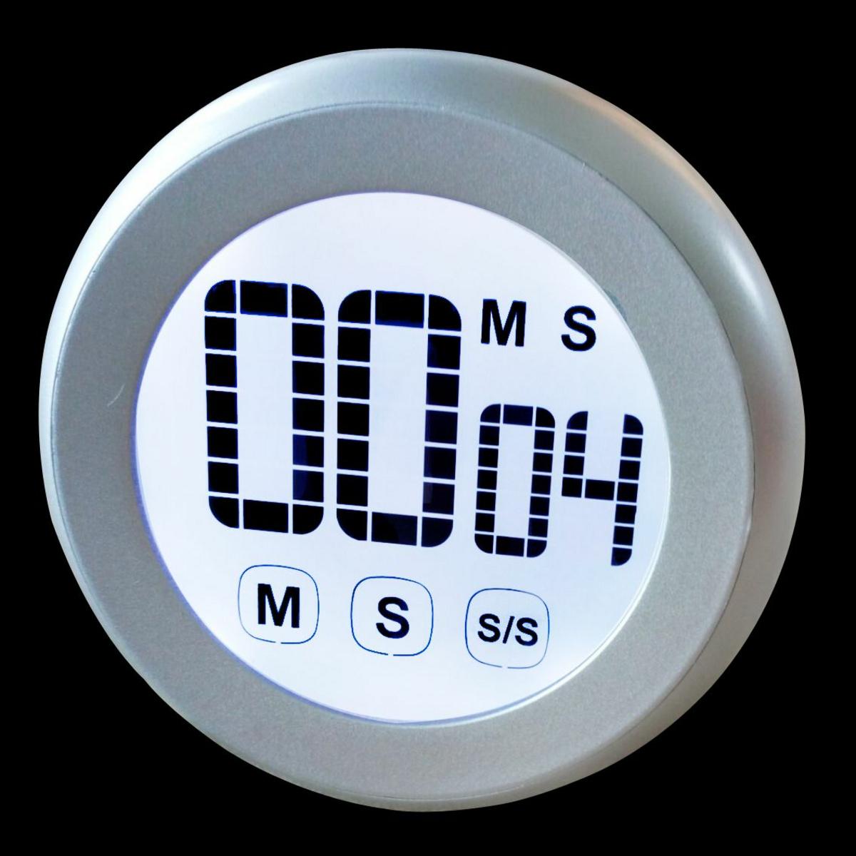 Chronomètre minuteur Alla France