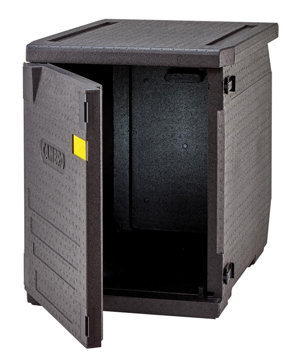 Conteneur isotherme noir 155 l Cam Gobox Cambro