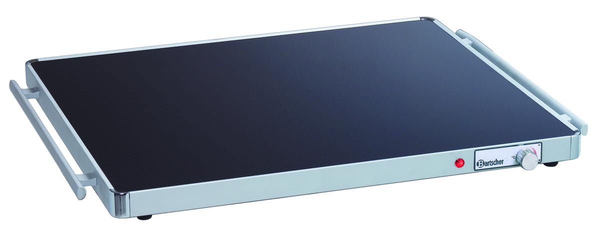 Plaque chauffante gn 2/1 wp300 300 W Bartscher