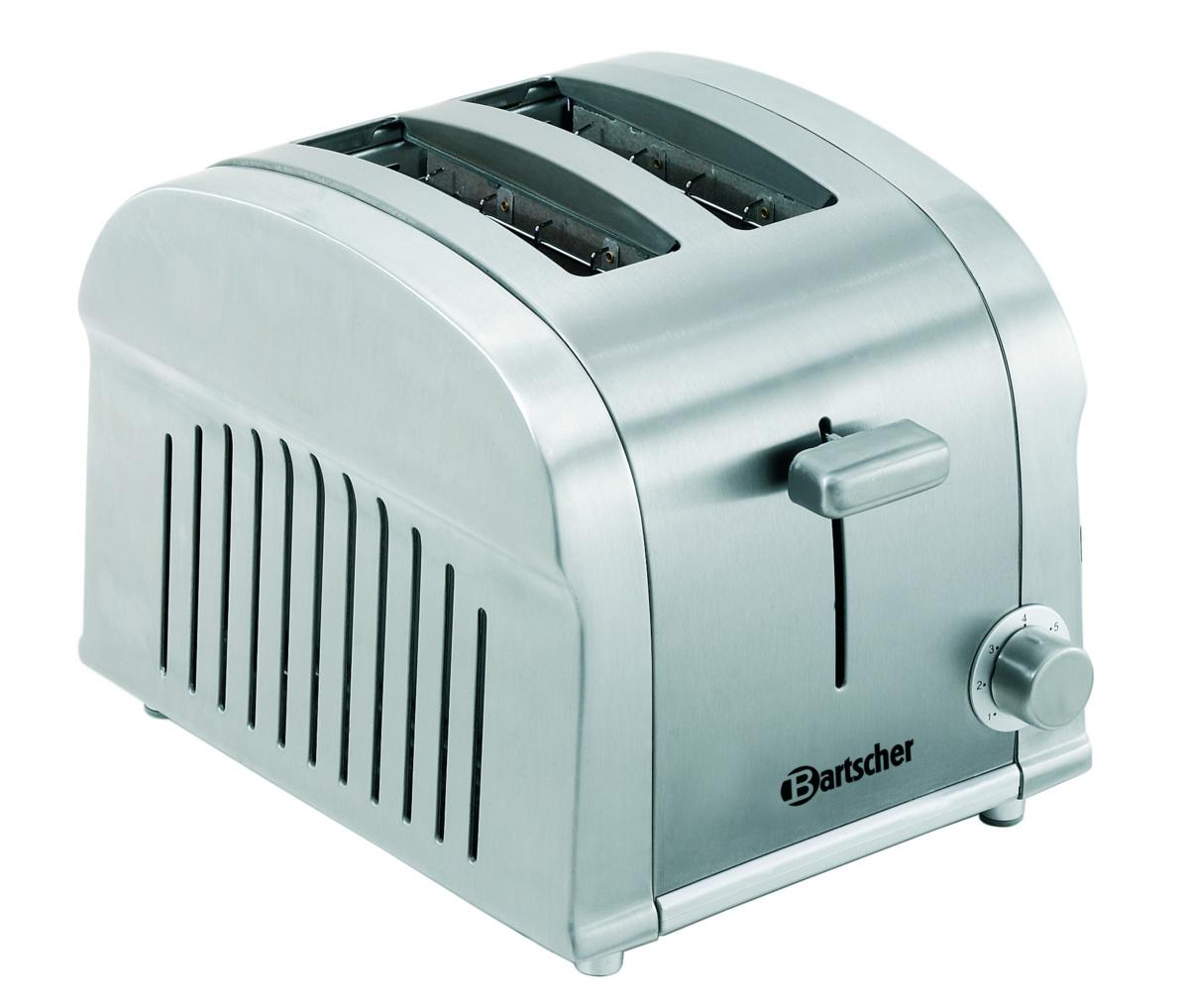 Toaster ts20 230v 2 pièces Bartscher