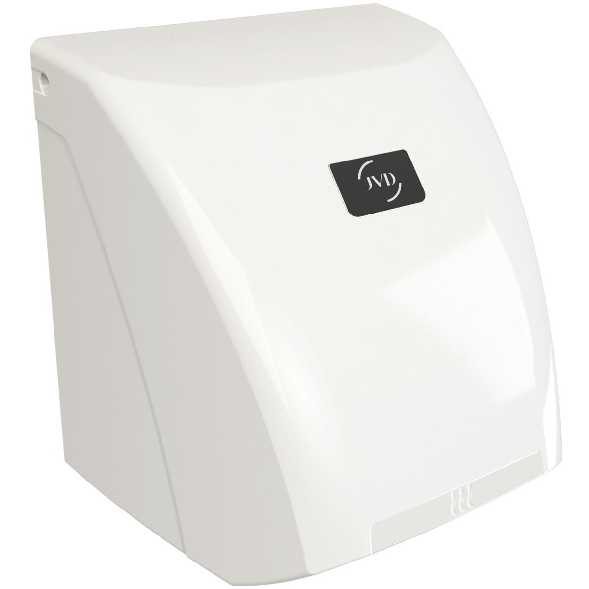 Sèche-mains blanc 2100 W Jvd