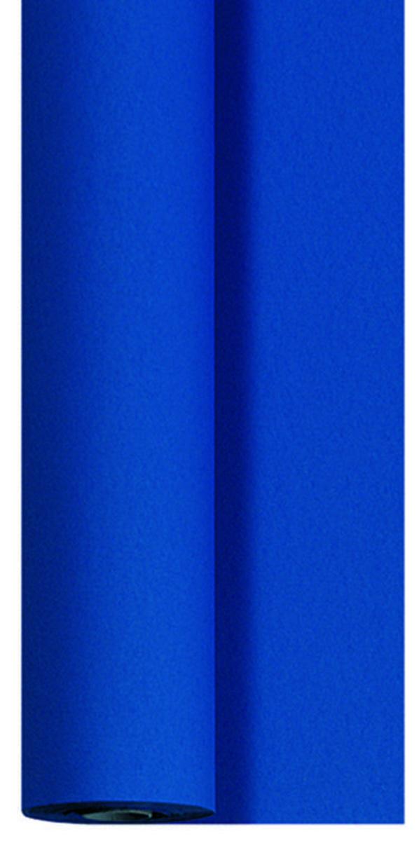 Rouleau de nappe bleu foncé non tissé 1,18x25 m Dunicel Duni