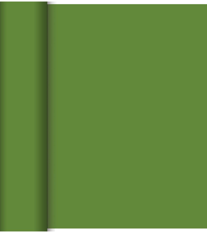 Rouleau tête à tête vert feuille non tissé 0,40x24 m Dunicel Duni