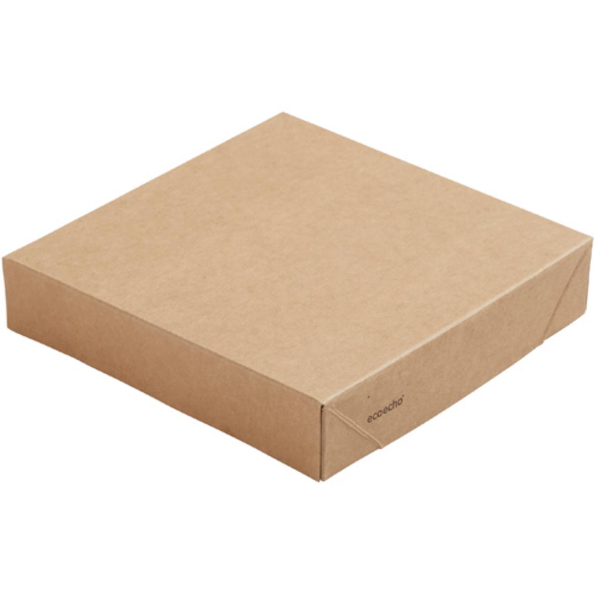 Couvercle pour boîte 120 cl rectangulaire 14x14 cm Viking Duni (300 pièces)