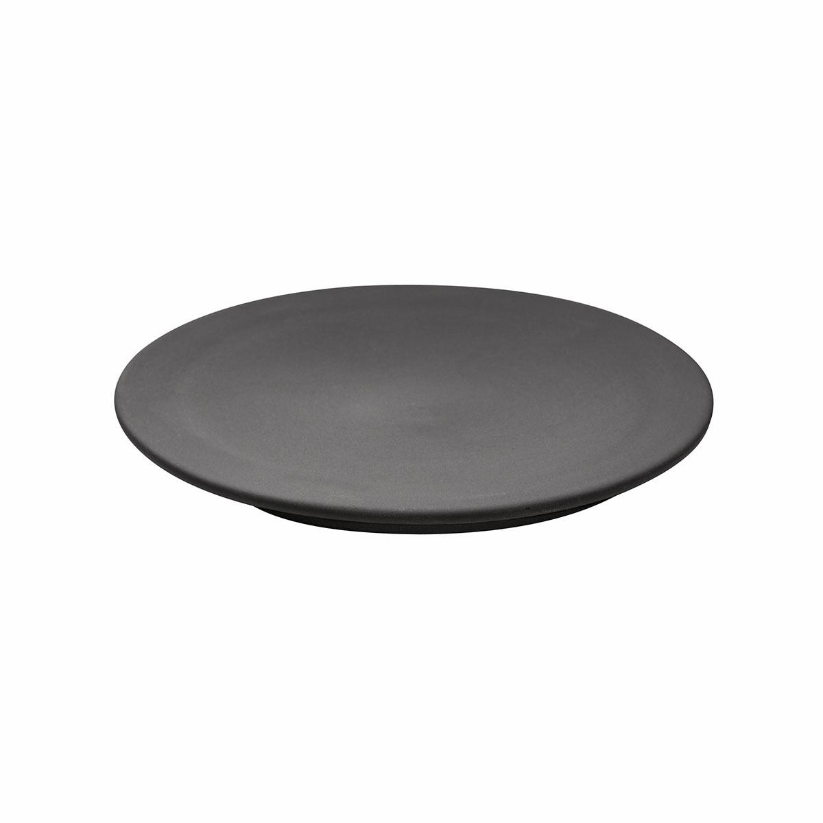 Couvercle pour cocotte rond onyx grès Ø 12,50 cm Bahia Degrenne