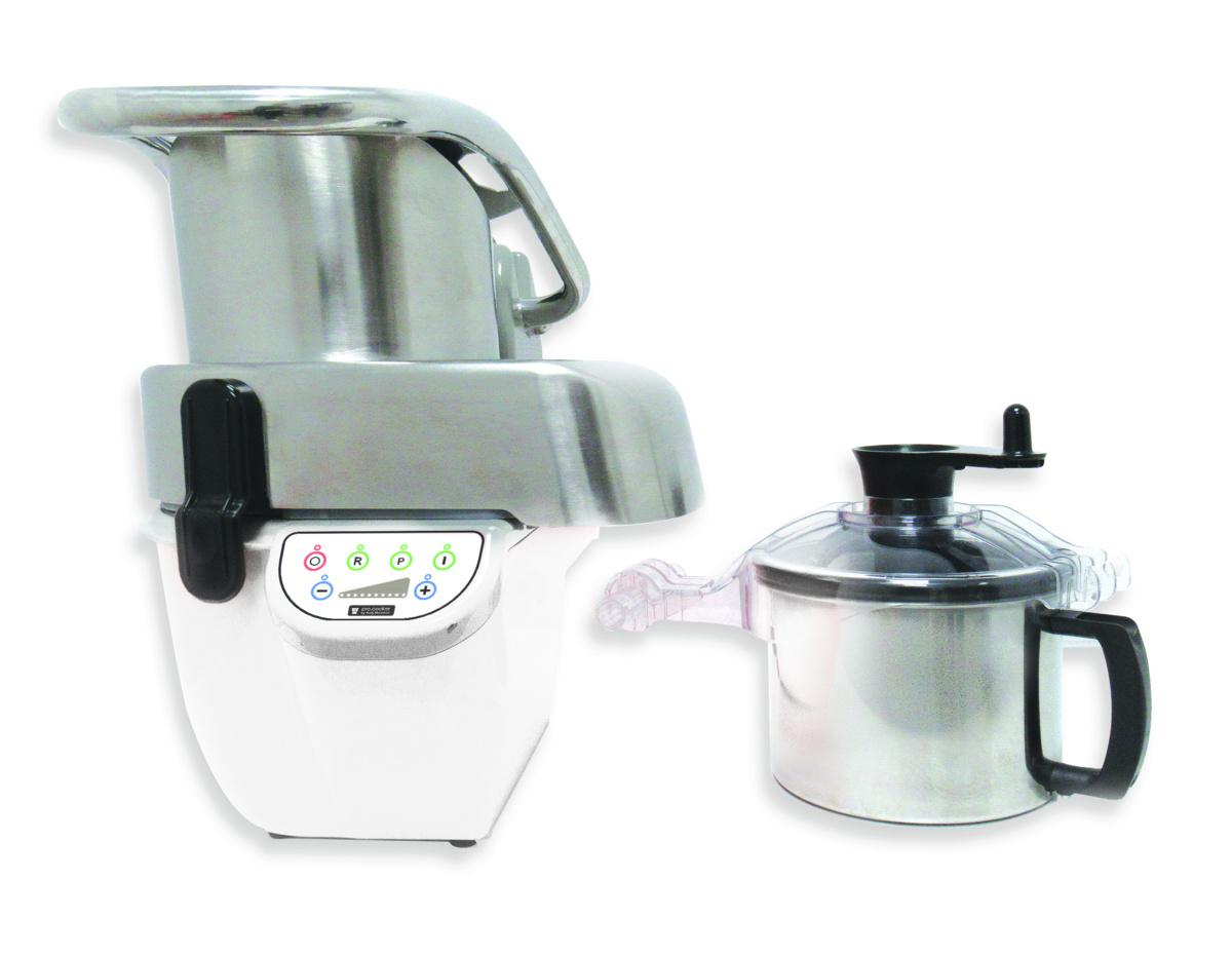 Combiné cutter coupe-légumes cl322 300 kg par heure 1100 W 230v Pro.cooker By Andy Mannhart
