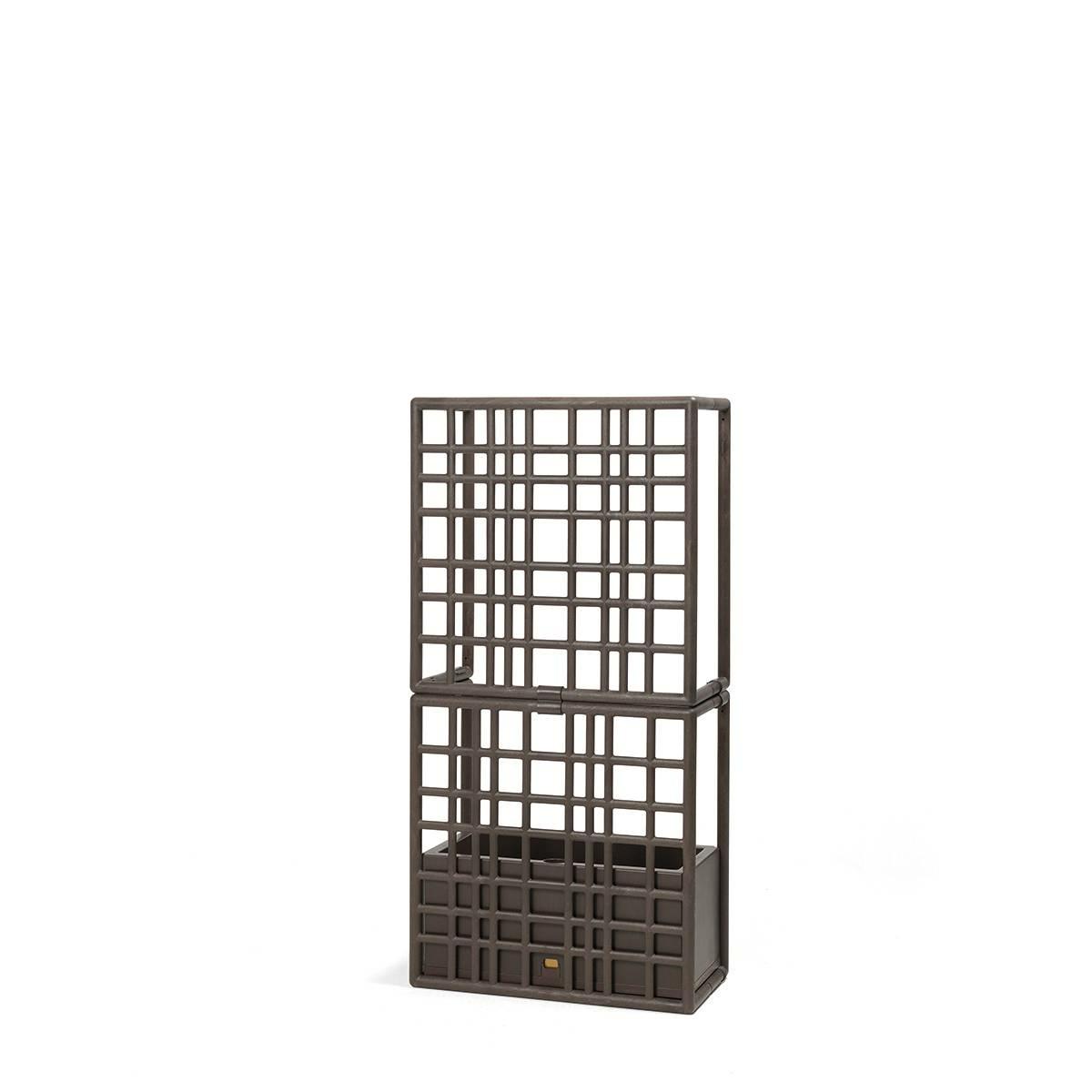 Séparation de terrasse brun 70x35 cm Sipario 2